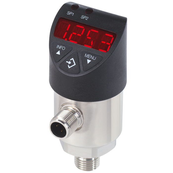 New PSD-4 pressure switch: Freely configurable and scalable outputs