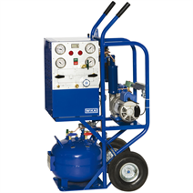 Gas Filling Unit
