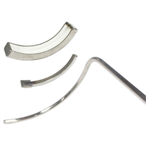Tubeskin thermocouple assembly